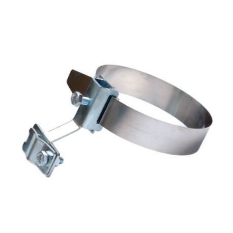 Хомут D20-80 мм на металлические трубы NG3001