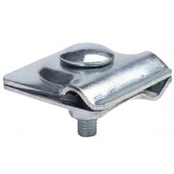 Зажимы токоотвода (прутка) медь, оцинкованная сталь